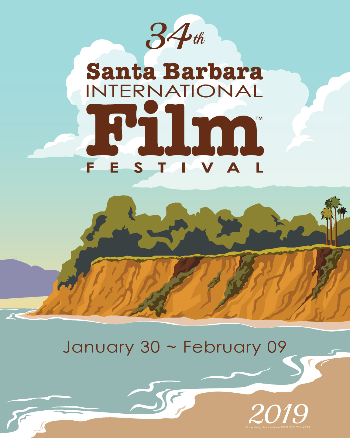 SBIFF 2019 Poster