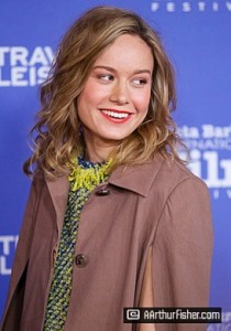 Brie Larson, photo: A Fisher
