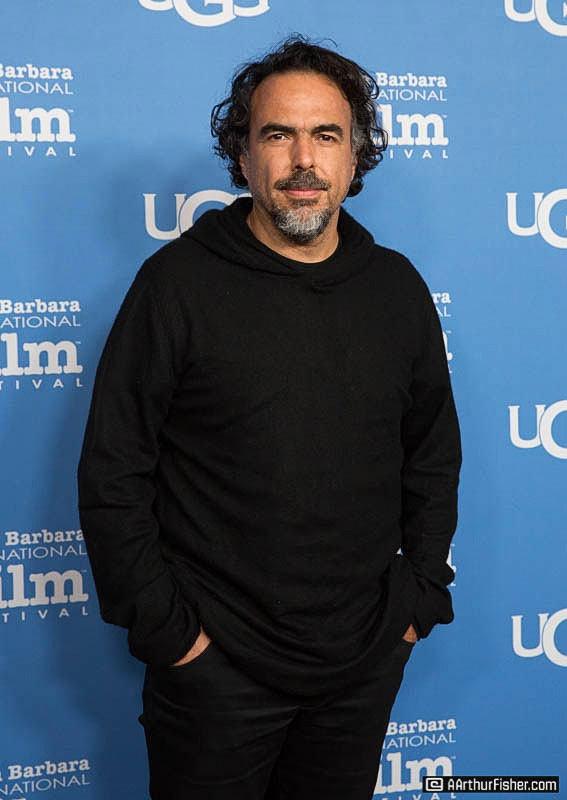 Alejandro G. Iñárritu, Director (The Revenant)