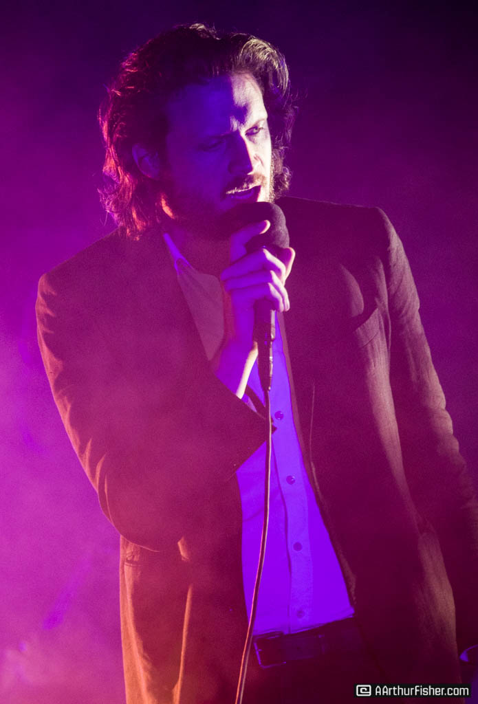 Father John Misty Preaches at The Arlington