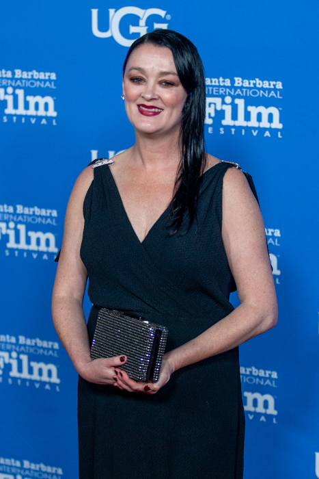 Bronagh Gallagher at SBIFF